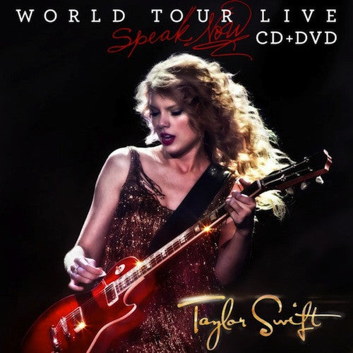 Speak Now World Tour Live - CD/DVD