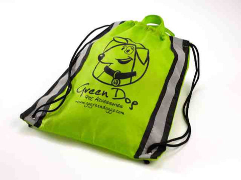 Green Dog Pet Accessories Back Pack