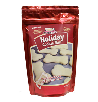 Holiday Cookie Mix - Wheat-free & Gluten Free