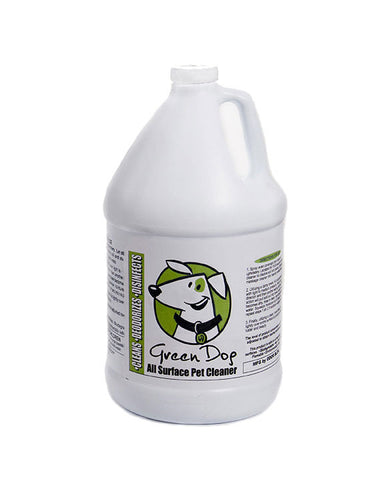 Green Dog All Surface Pet Cleaner - One Gallon