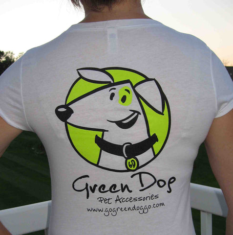 Green Dog women's t-shirt