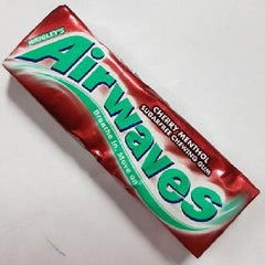 Airwaves - Sugarfree Chewing Gum - Cherry Menthol