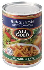 All Gold - Tomato - Italian Sliced