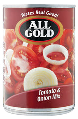 All Gold - Tomato & Onion Mix