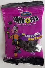 All Sorts - Liquorice Twists
