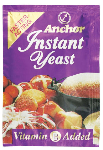 Anchor - Dry Yeast - 10g sachets