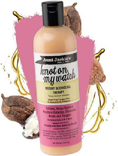 Aunt Jackie's - Knot On My Watch - Instant Detangling Therapy