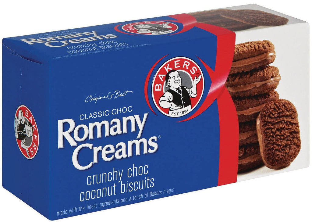 Bakers - Romany Creams - Original