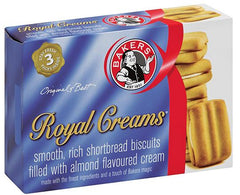 Bakers - Royal Creams
