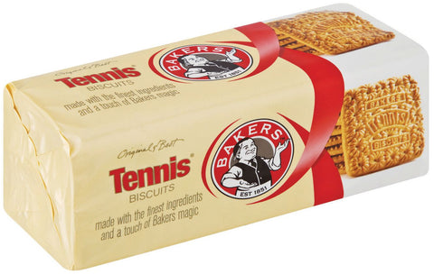 Bakers - Tennis Biscuits - 200g Packs