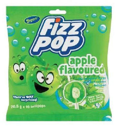 Beacon - Fizz Pop - Bag Apple - 10 Unit Bags