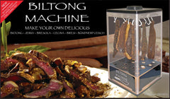 Biltong Machine Dryer - ST4 - Bar-Top