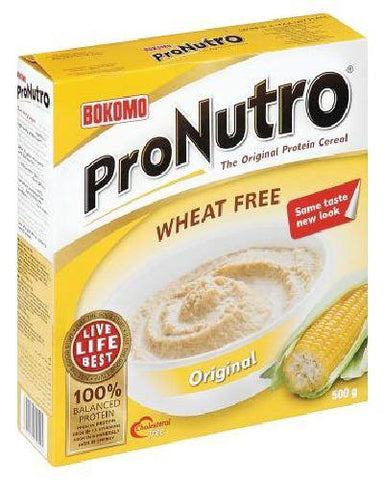Bokomo - Pronutro - Original - 500g Boxes