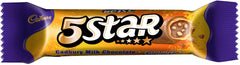 Cadbury - 5 Star - Caramel Bar