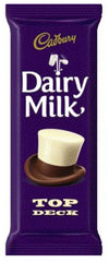 Cadbury - Chocolate Slab - Top Deck