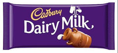 Cadbury - Dairy Milk - Slab