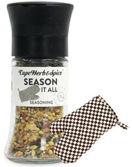 Cape Herb & Spice - Fancy Boy Grinder - Season it all Seasoning