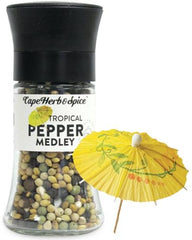 Cape Herb & Spice - Fancy Boy Grinder - Tropicaly Pepper Medley