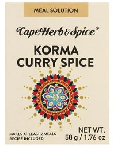 Cape Herb & Spice - Korma Curry Mix  - 50g