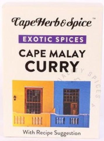 Cape Herb & Spice - Malay Curry - 50g Boxes