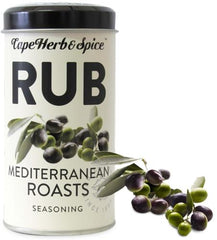 Cape Herb & Spice - Rub - Mediteranean Roast
