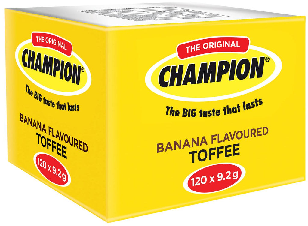 Champion - Toffees - Banana