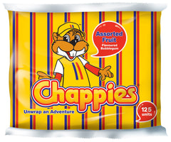 Chappies - Fruit - Assorted