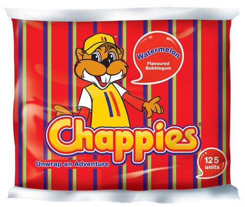 Chappies - Watermelon - 100 Bag