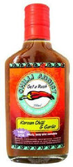 Chilli Addict - Chilli Sauce - Korean Chilli & Garlic - 5 out of 10