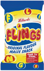 Willards - Crisps/Chips - Flings