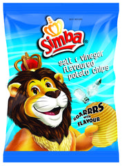 Simba - Crisps/Chips - Salt & Vinegar
