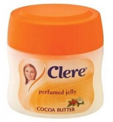 Clere - Petroleum Jelly - Cocoa Butter - 250ml Bottle