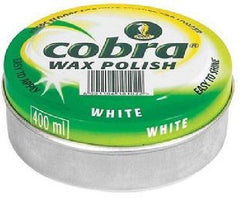 Cobra - Wax Polish - White (Original)