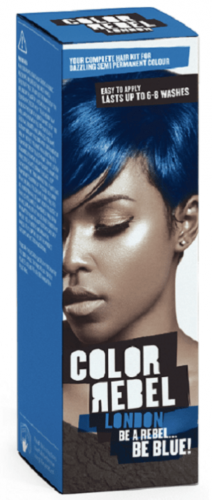 Color Rebel - Hair Colour - Blue