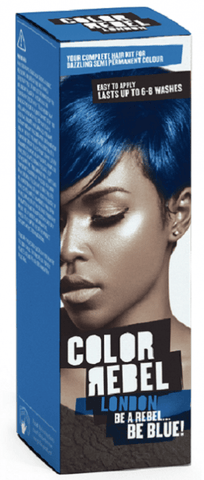 Color Rebel - Hair Colour - Blue - 100ml