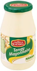 Crosse & Blackwell - Mayonnaise - Tangy