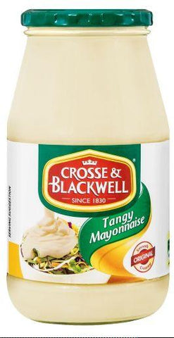 Crosse & Blackwell - Mayonnaise - Tangy - 375g Bottle