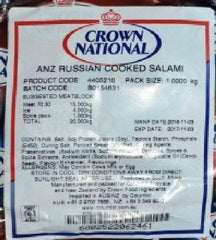 Crown National - Spice Mix - Russian Cooked Salami
