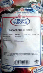 Crown National - Spice Mix Seasoning - Safari Chilli Bites