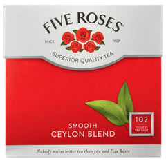 Five Roses - Tea - Tagless Teabags