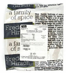 Freddy Hirsch - Spice Mix Seasoning - Original Biltong