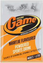 Game - Isotonic Powder - Naartjie Flavour