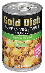 Gold Dish - Bombay Vegetable Curry