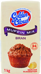 Golden Cloud - Bran Muffin Mix