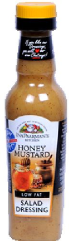 Ina Paarman's - Salad Dressing - Low Fat Honey Mustard - 300ml Bottles