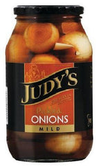 Judy's - Pickled Onions - Mild - Small