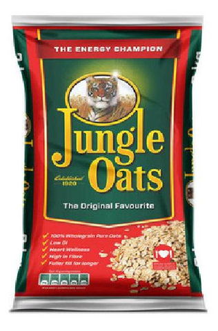 Jungle Oats - Porridge Bag - 1kg Bag