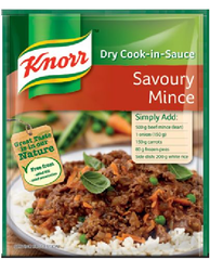 Knorr - Cook-in-Sauce - Savoury Mince