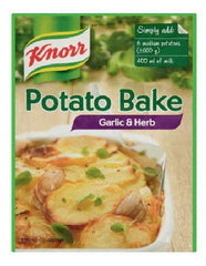 Knorr - Potato Bake - Mix Garlic & Herb