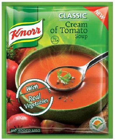 Knorr - Soup Cream of Tomato - 50g sachets
